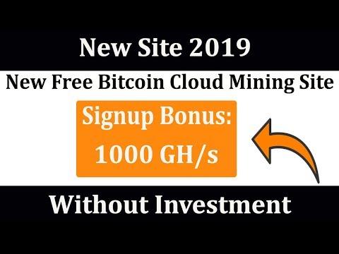 cloud mining sites