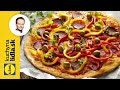 Pizza so šunkou a salámou   Marcel Ihnačák   Kuchyna Lidla