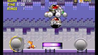 Sonic 2: Egg Gauntlet Zone (FULL, follow-up)