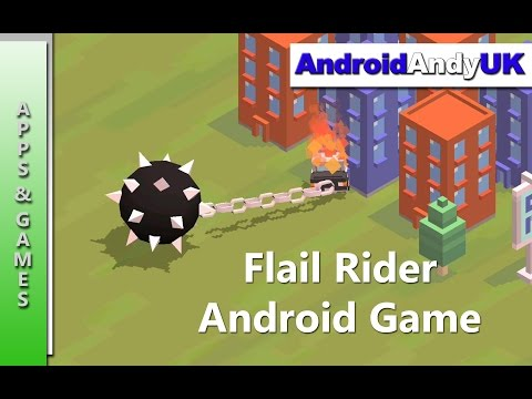Flail Rider Android Game Review