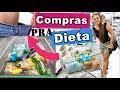 COMPRAS PARA A DIETA - CARDÁPIO DA SEMANA PARA EMAGRECER ...