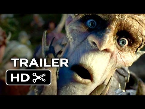 Thumbnail: Strange Magic Official Trailer #1 (2015) - George Lucas Animated Movie HD