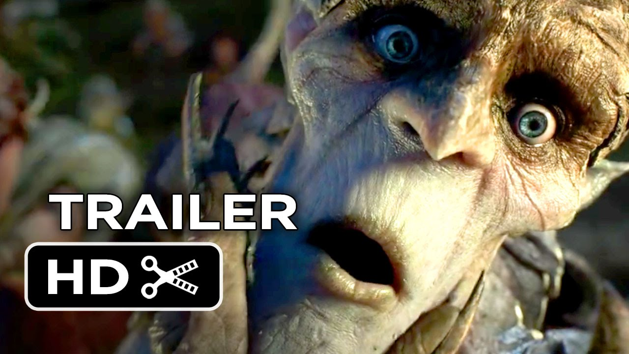 Download Strange Magic Official Trailer #1 (2015) - George Lucas Animated Movie HD