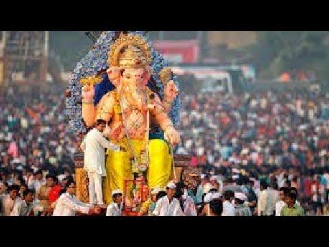 Ganpati visarjan 2018 special - Bambaya style new update - DJ Saurabh From Mumbai(RemixMarathi)