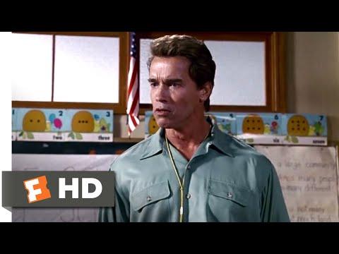 Kindergarten Cop (1990) - You Belong to Me! Scene (8/10) | Movieclips