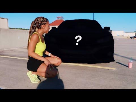 I Got My Car Wrapped! Reveal + Car Tour   Azlia Williams