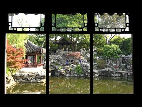 Classical Gardens of Suzhou, China in 4K Ultra HD
