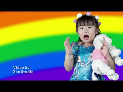 Medley : Pelangi, Lihat Kebunku, Balonku (Cover Songs) - Joyceline Valerie Gotama