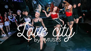 9MUSES (나인뮤지스) - Love City (러브시티) dance cover by D2U  200112