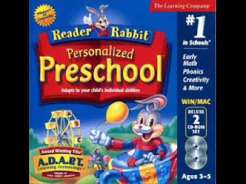 Let's Start Learning/Reader Rabbit's Preschool - Shape Shack
