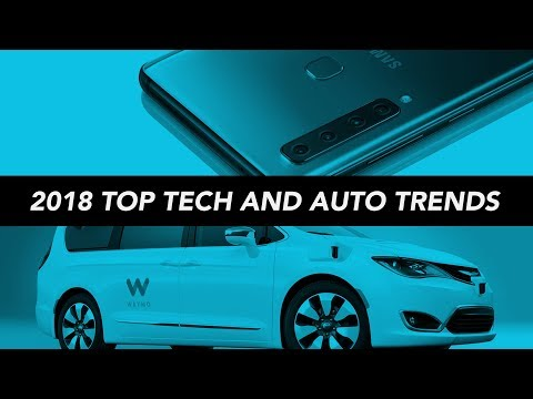 The Biggest Tech and Auto Trends of 2018 - ProClip Roundup S4 E6