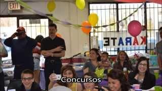 El Show del Payaso Coroncoro 2013 Dallas Tx