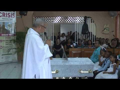 Celebrating the Life of Jaedon Jeremiah Cudjoe, May 17, 2014 - Trinidad & Tobago