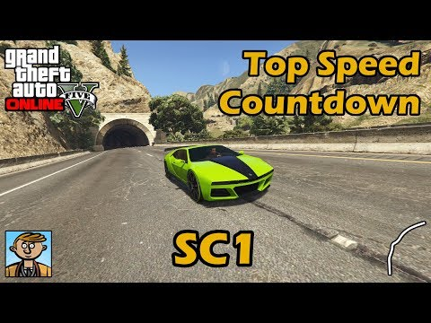 Download Youtube: Fastest Supercars (SC1) - GTA 5 Best Fully Upgraded Cars Top Speed Countdown