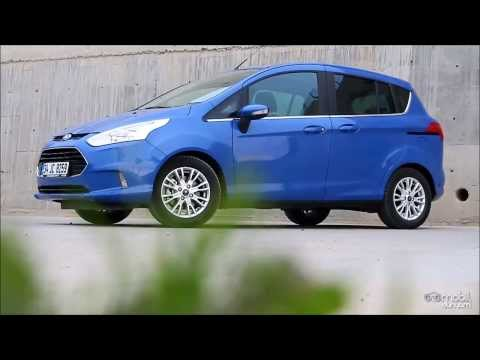 Test - Ford B-Max 1.0 Ecoboost
