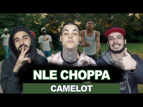 NLE Choppa – Camelot (Dir. by @_ColeBennett_) | REACT / ANÁLISE VERSATIL