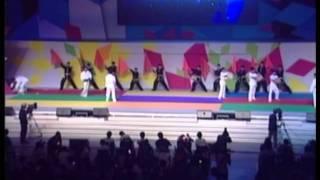 全港特殊學校學生才藝大匯演 - 旗開得勝 踢出彩虹