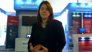 Hettie Tabor speaks about the SAP Analytics practice at Accenture