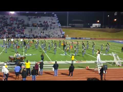 Lubbock High School Westerner Band Show Ending