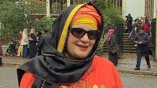 Москва и Лондон: где легче быть мусульманином? - BBC Russian