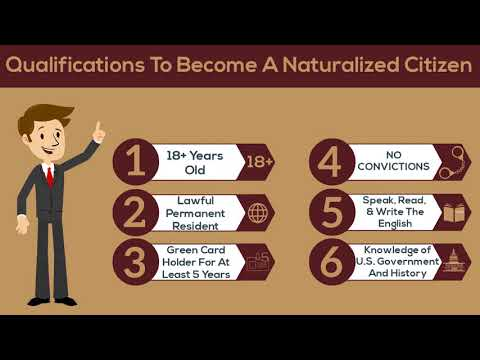 10 Things You Should Know About Becoming A Naturalized Citizen