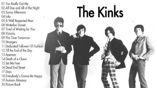 The Very Best of The Kinks. ♪ The Kinks Album ♪ Track List ...