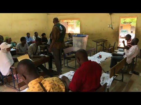 Mali: fermeture des bureaux de vote et début du dépouillement youtube