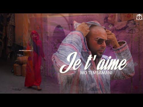 MO TEMSAMANI - JE T'AIME (PROD. Fattah Amraoui)[Exclusive Music Video]