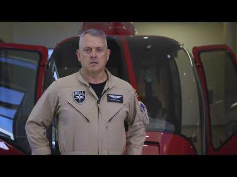 BTA Pilot, Todd Bufkin - Aircraft Disinfecting