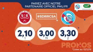 Stade de Reims-Racing (J18 Ligue 1 18/19) : les clés du match avec PMU.fr