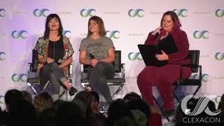 Hollstein Panel ClexaCon 2018