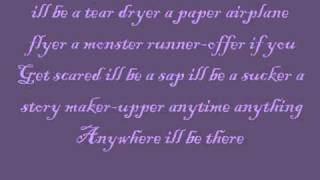 I'll be there by Josh Turner, (LYRICS!!!! :) )