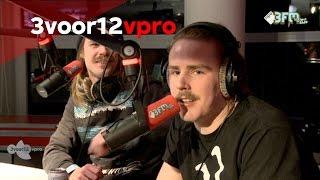 Interview met John Coffey Live bij 3voor12 Radio