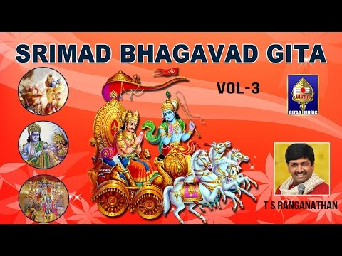 Chapter 18 | Moksha Sanyasa Yogam| Srimad Bhagavad Gita | By T S Ranganathan