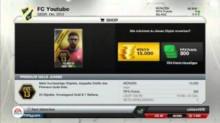 Fifa 13 Ultimate Team Pack Opening  #011 - Happy Hour - 2x In Form