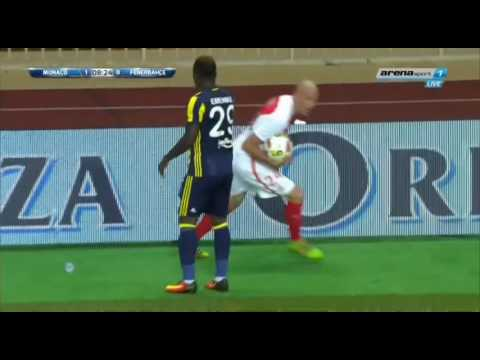 Monaco vs Fenerbahce HD Full Match 03 08 2016