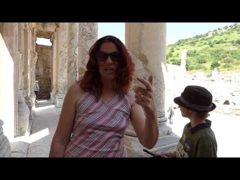Celsus Library of Ephesus  Hotel Sirince, Sirince, Turkey, SmallHotelscomtr