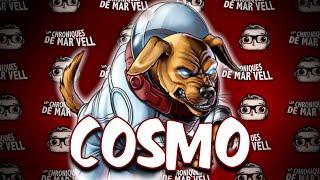 COSMO : le chien Russe télékinésique #17