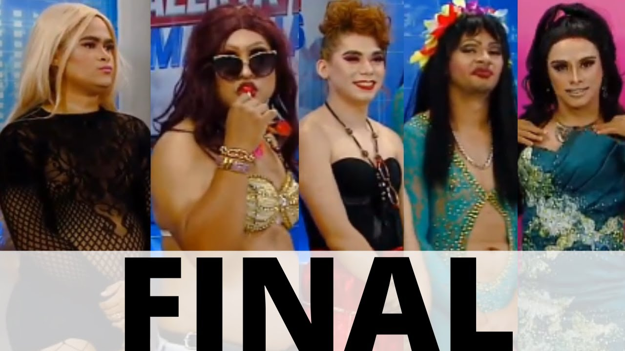 BATALHA DAS DRAGS: FINAL!