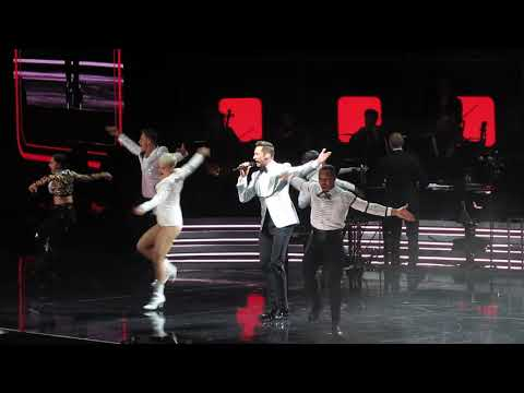 Hugh Jackman - The Greatest Show - The Man The Music The Show Manchester 2019