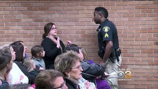 Louisiana Teacher Speaks Out After Viral Police Video