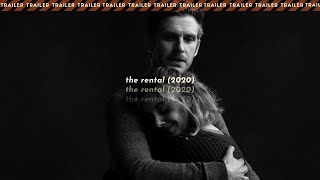 The Rental (2020) | Trailer Legendado