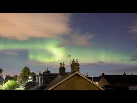 Solar storm set to shower UK with Northern Lights on Wednesday night