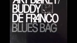 Art Blakey / Buddy De Franco - Blues Bag