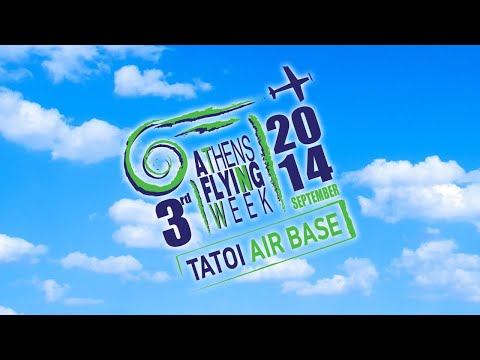Athens Flying Week 2014 Official Video