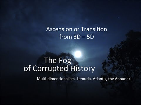 Earths & Our Ascension from 3D to 5D causing 4D Mandela Effect
