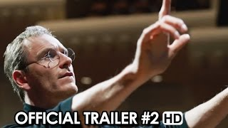 Steve Jobs Official Trailer #1 (2015) - Michael Fassbender HD