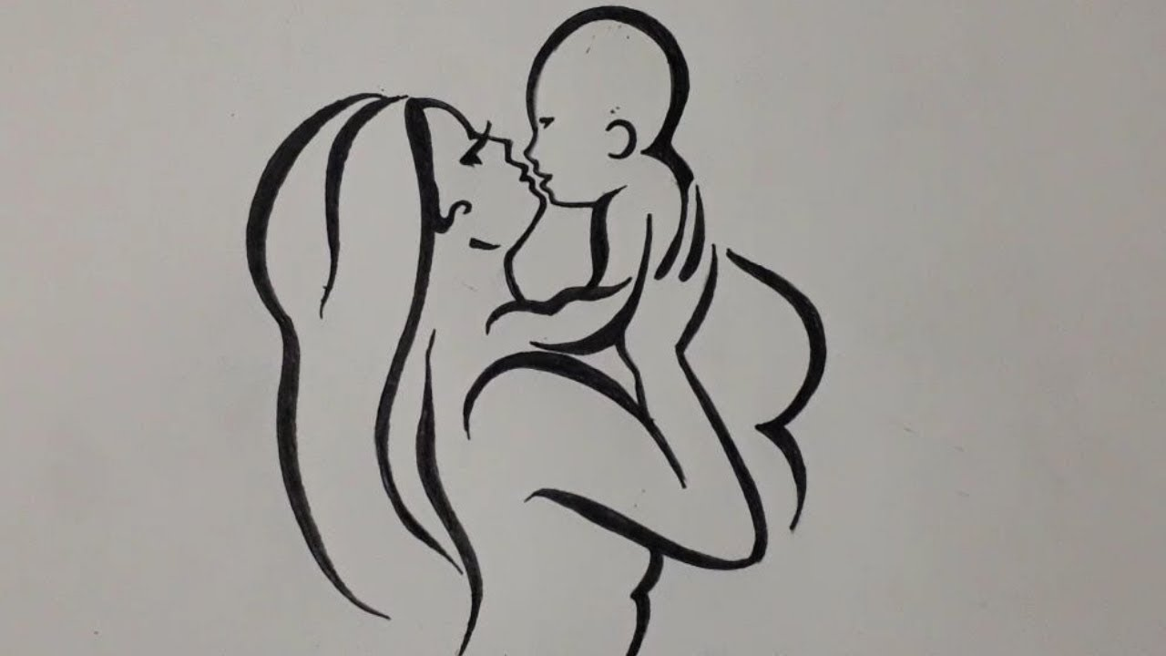 csp47005 mothers day drawing - 1280×720