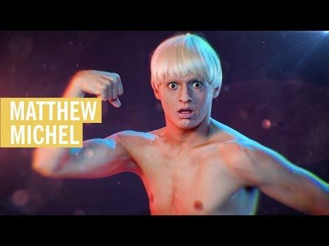 Meet the cast: Matthew Michel - Rocky