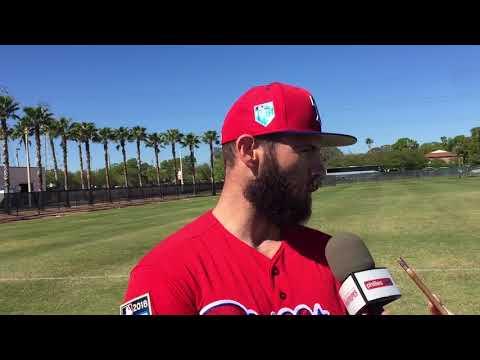 Jake Arrieta talks his sim game with Phillies
